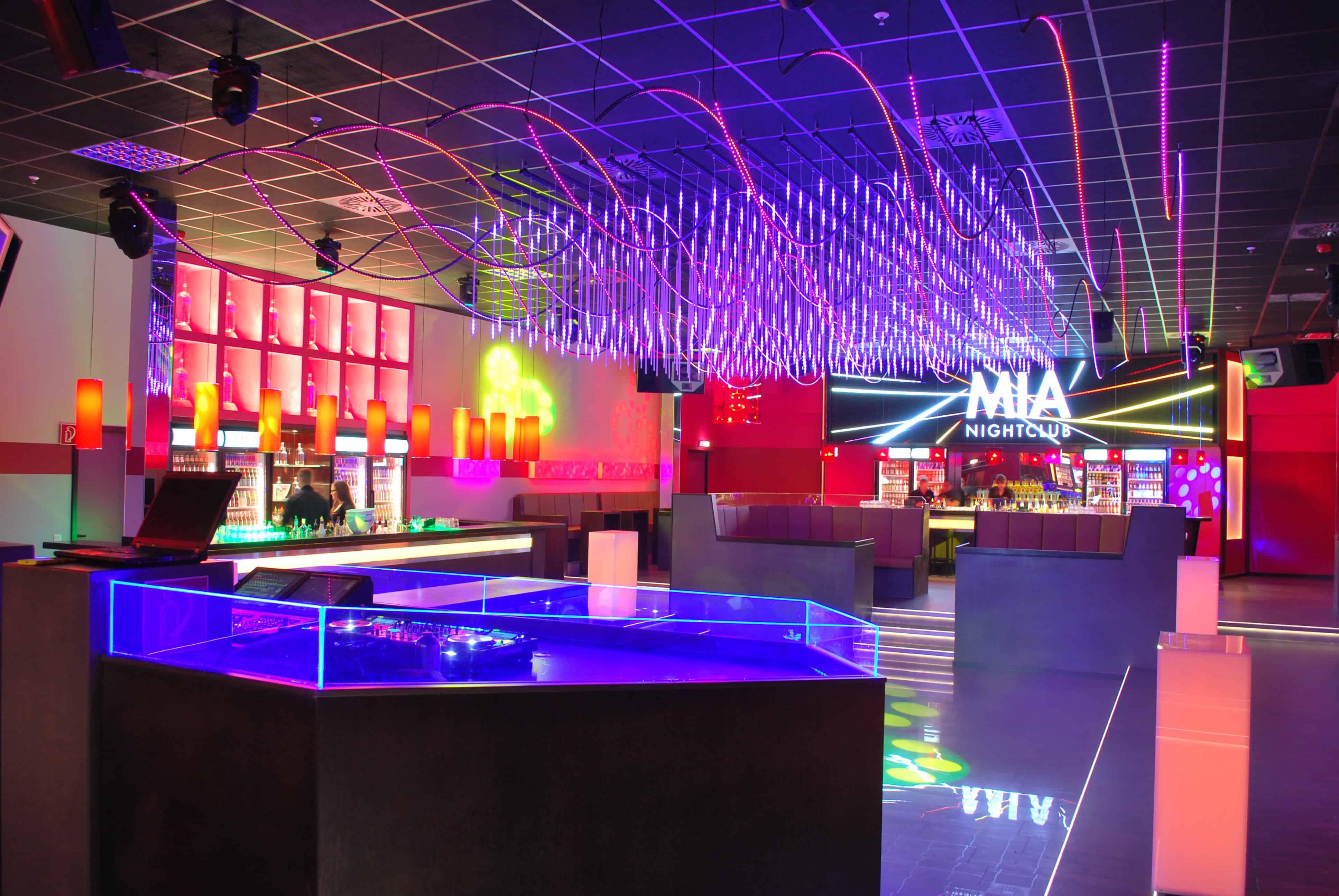 Mia Nightclub Cham