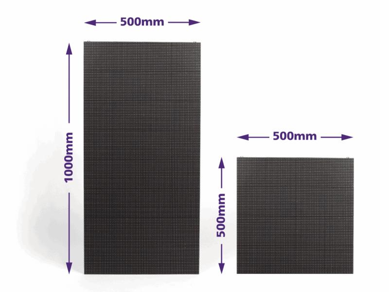 LED-Technik LED-Screen