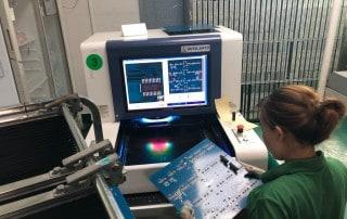 TÜV-Rheinland Zertifikat Produktionsüberwachung