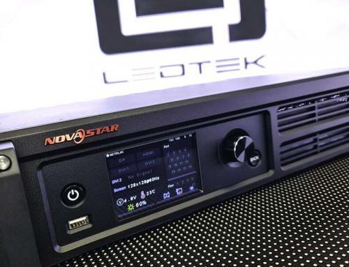 MCTRL4K: NovaStar Standard-Controller