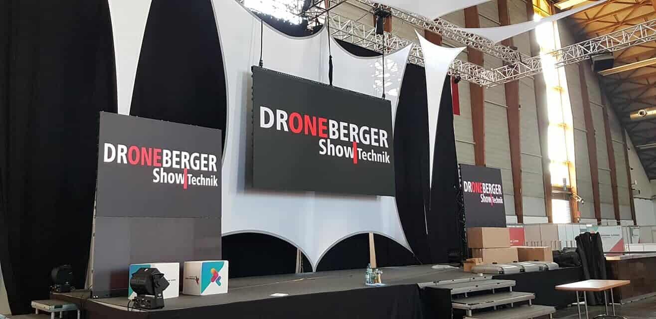 Droneberger, Herbstmesse, LED-Wand kaufen, LED-Wand mieten