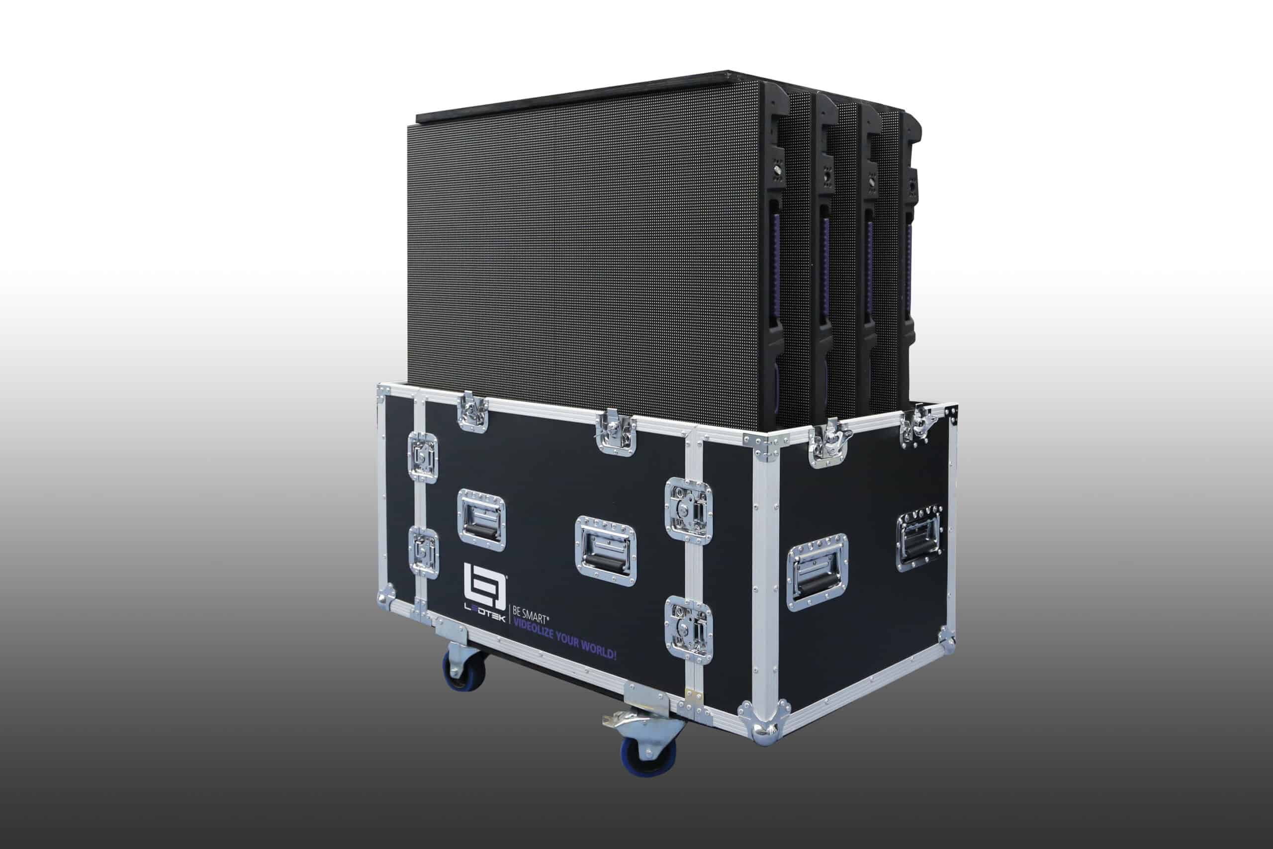 LED Touring Case