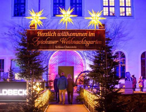 Wintergarten am Schloss Osterstein: Krauß Event GmbH