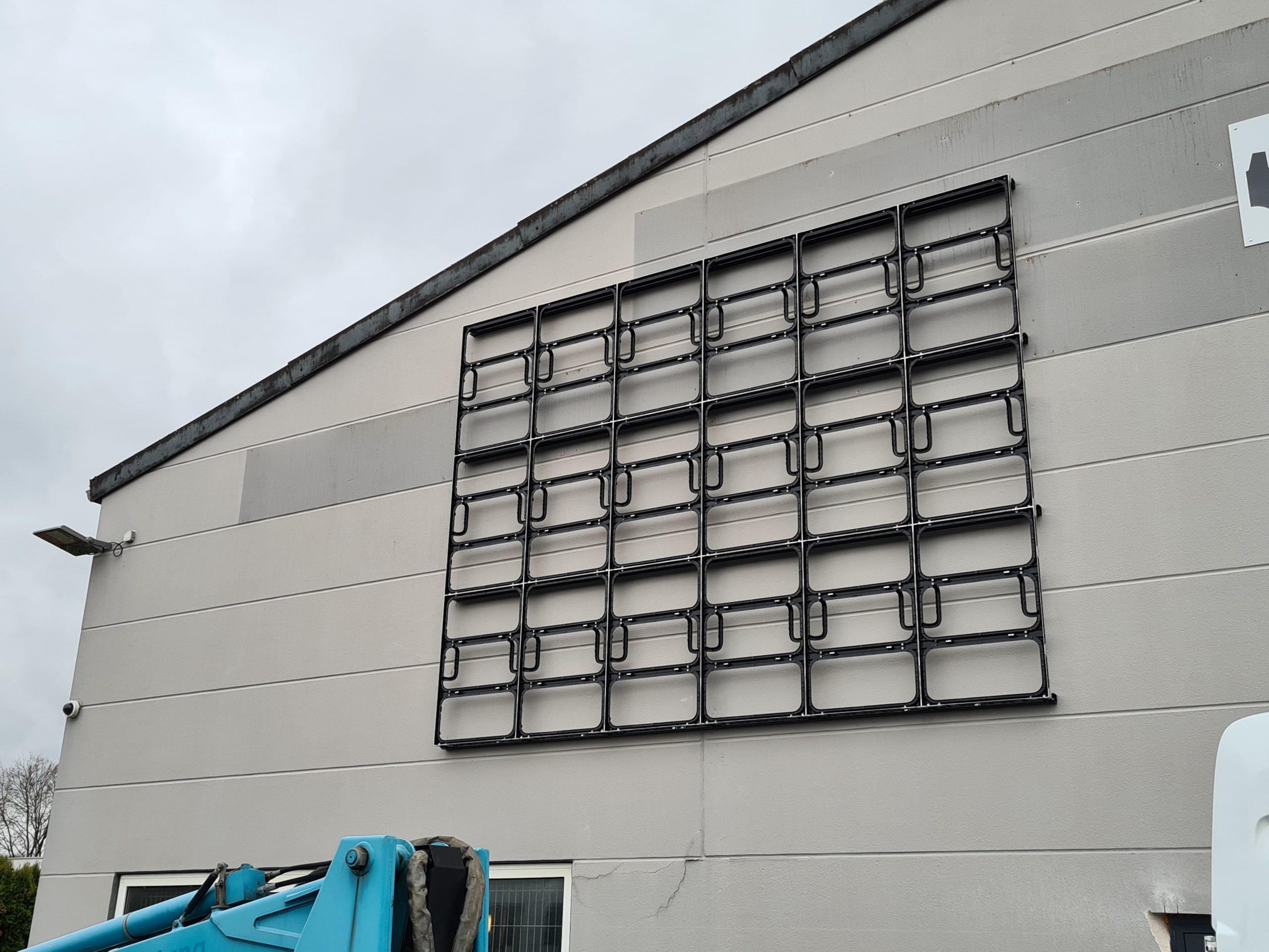 KM Eventsservice, Ledbrix, LED Wand kaufen, LED Wand mieten
