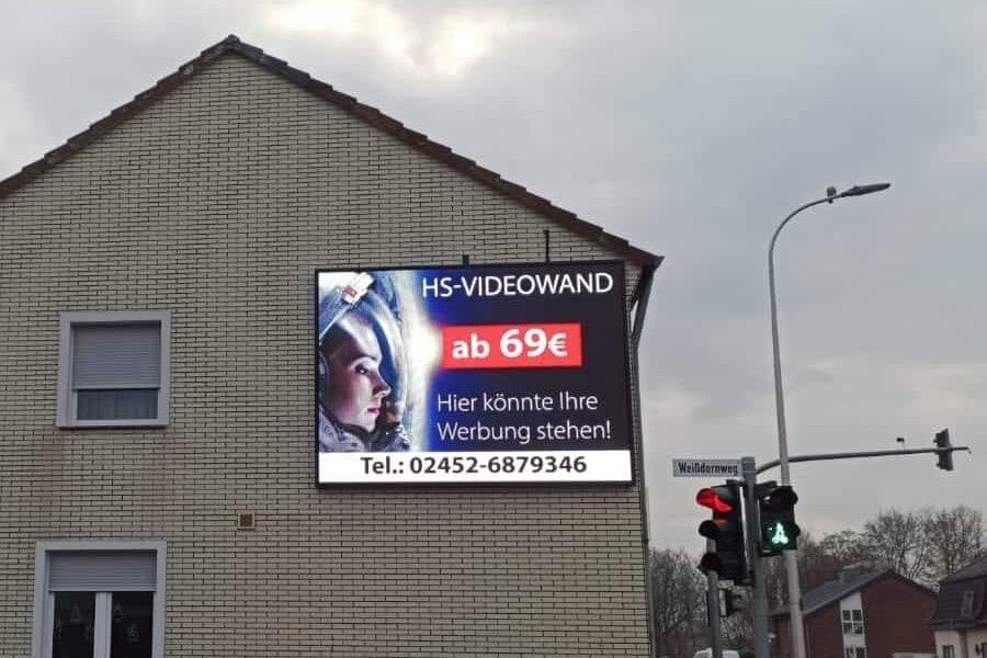 TAC Promotion, Ledbrix, LED-Wand kaufen, LED-Wand mieten