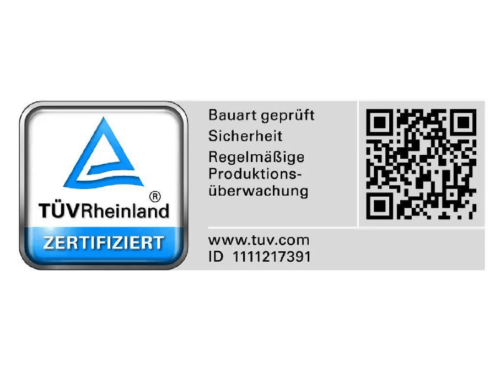 TÜV-Zertifizierung: Qualität und Sicherheit
