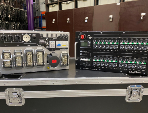 The C24 – Power Distribution by StageSmarts