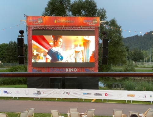 Die Pro-Serie beim Donau Kino Geisingen