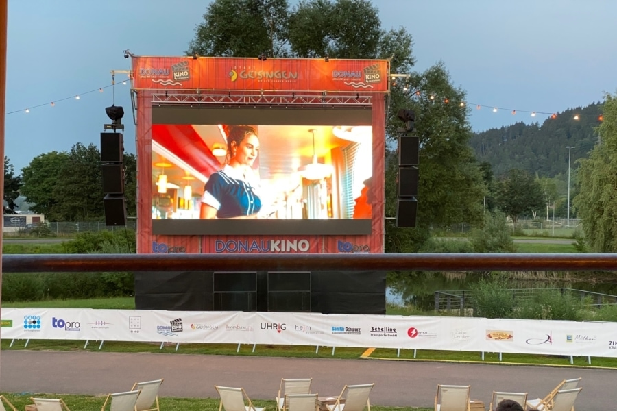 Donau Kino, torpo, Pro-Serie, LED Wand kaufen, LED Wand leihen