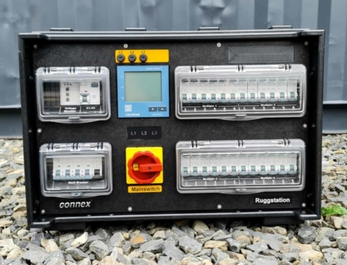 Cooperation with Connex: the New Power Distribution