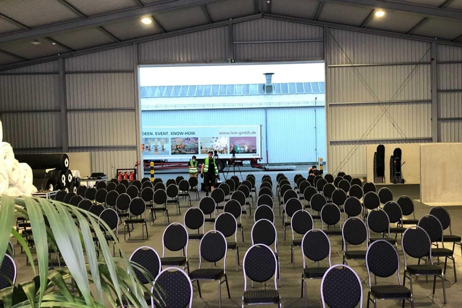 LSM GmbH Veranstaltungsraum