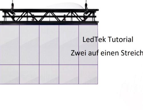 Programmierung unterschiedlicher LED-Module