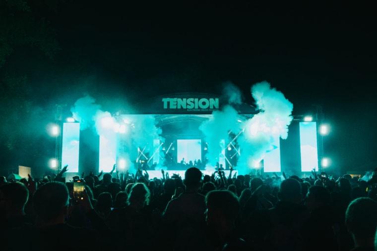 Tension Festival, Bächle TV, LED Wand kaufen, LED Wand leihen