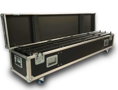 Neue Transportcases für Flugrahmen