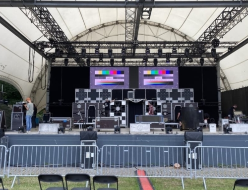 exposive medien gruppe bei Hannover Concerts